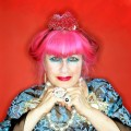 Zandra Rhodes: The Fashion Designer talks to MidCentury