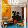 100 Interiors Around The World: A Good Read
