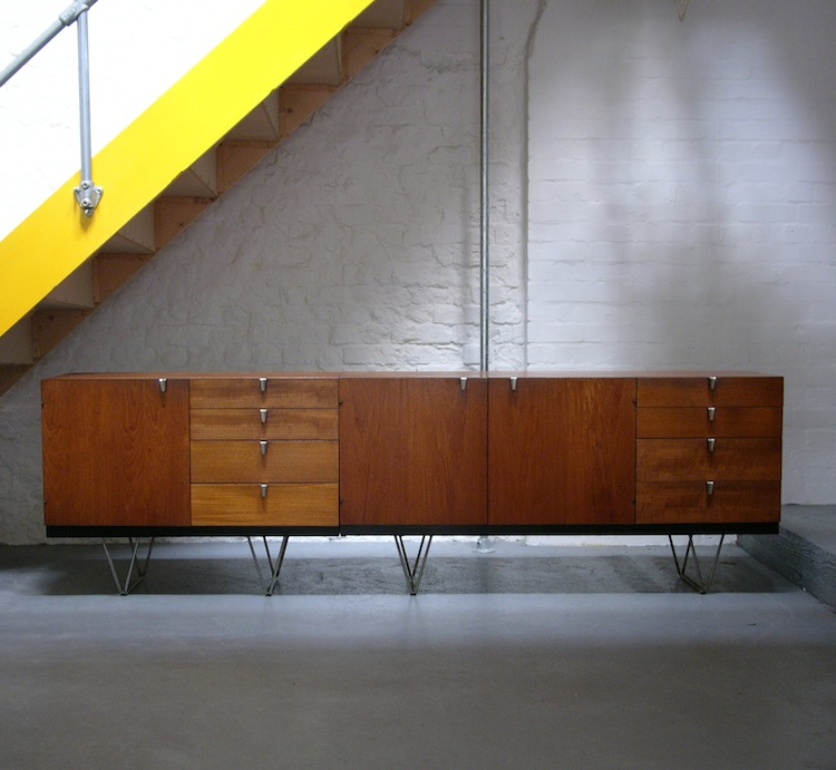 Stag S Range sideboard, John and Sylvia Ried, mid century furniture