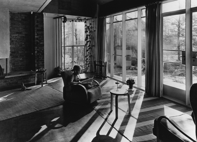John Pantlin Photographs, Geffrye Museum,  mid century interior, mid century modern, mid century architecture, Ashley Close