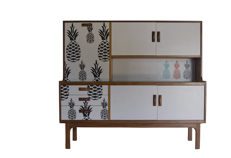 Formica Upcycled Vintage Furniture By Designer Lucy Turner