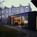 Scandinavian Modernism: Transforming a Victorian annex in Edinburgh