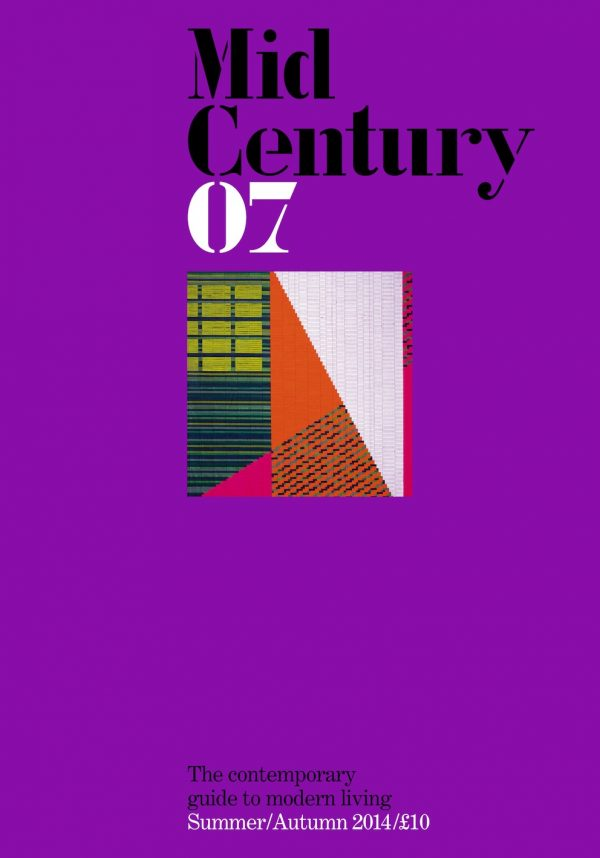 Midcentury magazine, midcentury issue 07, modernism