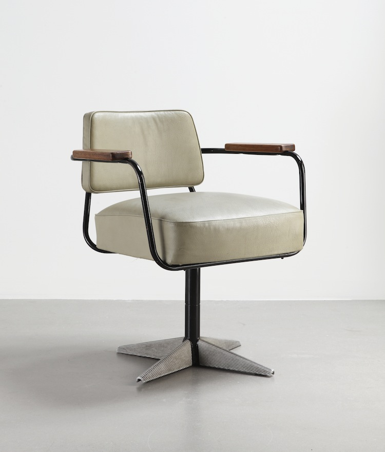 Jean Prouvé, French Modernism, mid century furniture