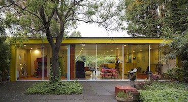 Post war architecture, Parkside, Richard Rogers, Wimbledon, Tim Crocker, midcentury, architecture