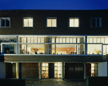 Erno Goldfinger, 2 willow road, national trust, modernist architecture