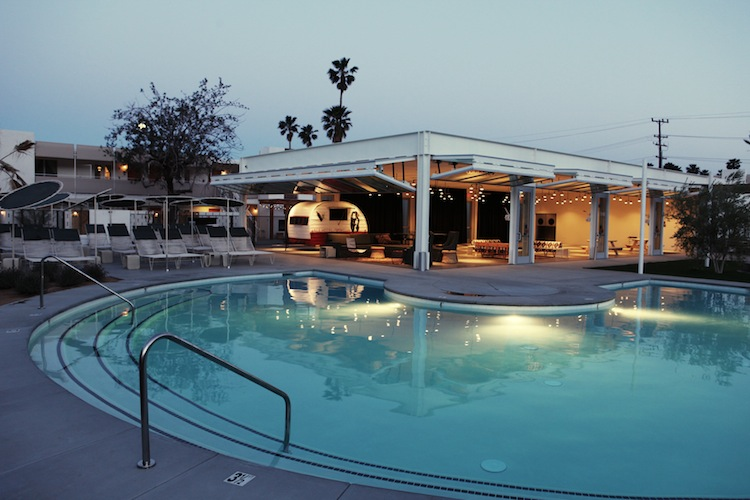 Ace Hotel, Palm Springs, Midcentury Modern, Modernist architecture, Los Angeles