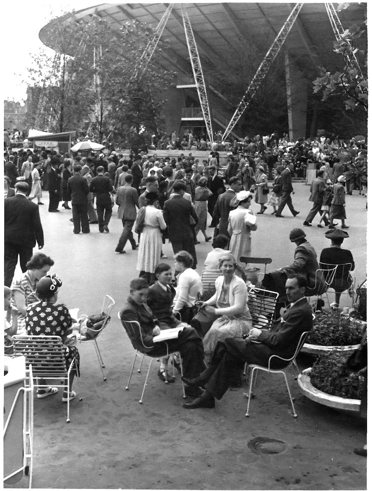 Ernest Race, festival of Britain, mid century chair, South bank centre, Modernist furniture, British brand