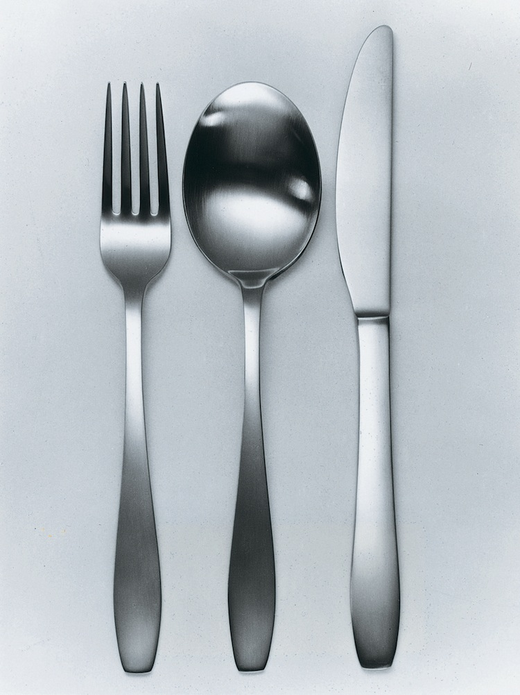 David Mellor, David Mellor and Robert Welch, cutlery, mid-century design, Campden cutlery