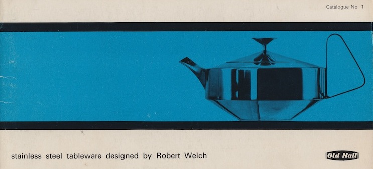 Robert Welch, David Mellor and Robert Welch, Old Hall cutlery, mid-century design