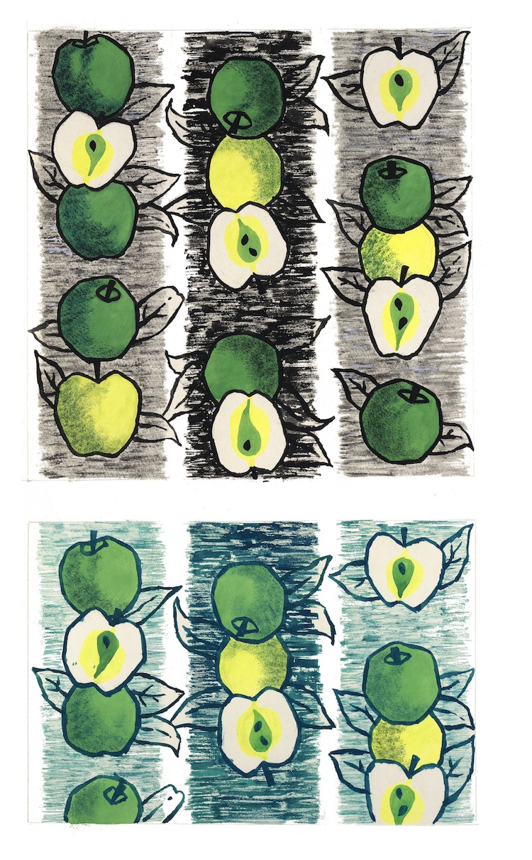 Sheila Bownas, Sheila Bownas Archive, Chelsea Cefai, midcentury design, midcentury prints, 1960s pattern