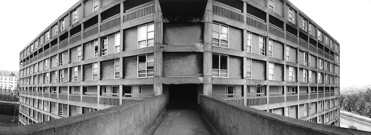 Park Hill  estate, Sheffield, Urban Splash, Brutalism, Modernism, Architecture, Midcentury
