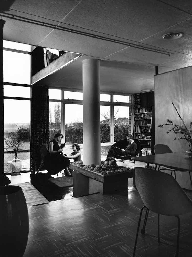 Modern Furniture Photography modern architectural photography: mid century pioneers