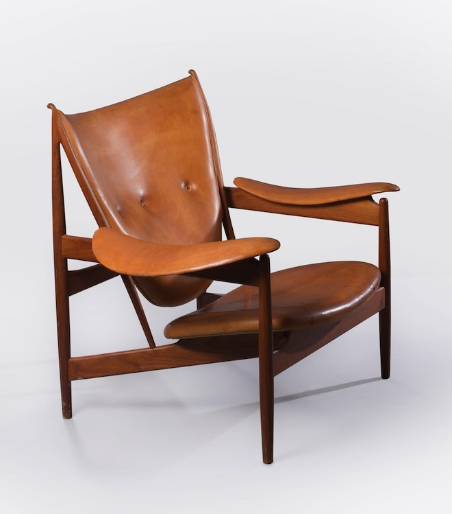 Chieftain chair, Finn Juhl, Scandinavian furniture, Aldric Speer, Artcurial, Danish furniture, Danish design, mid century, modernism