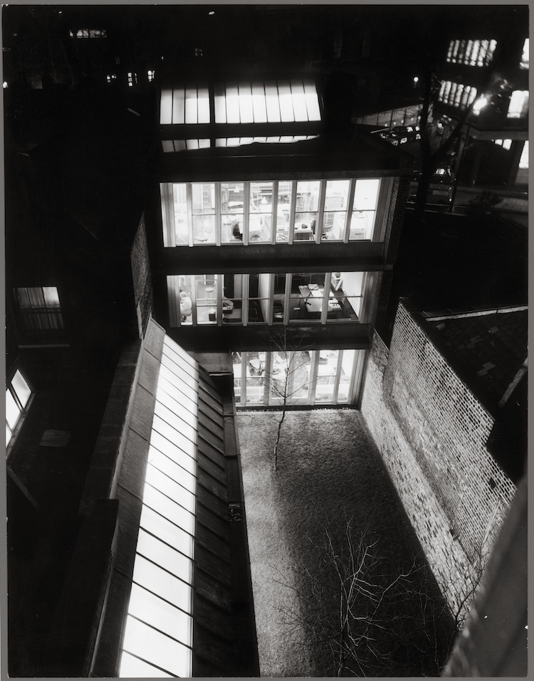 John Harris Marylebone, architecture, midcentury, photography, 1950s, London, modernism