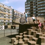Architects at play, RIBA, le corbusier, modernism, london