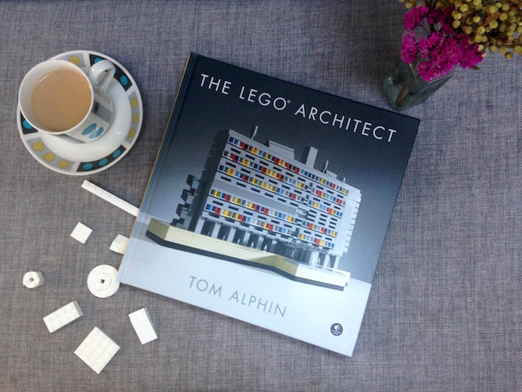 LEGO Architect, Tom Alphin, Brutalism, Modernist architecture