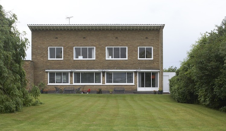 grand design, midcentury modern, mary medd, modernism, hertfordshire, ernö goldfinger, modernist architecture
