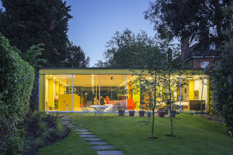 modern British architecture, The Modern House, Richard Rogers, mid-century architecture, mid-century houses,