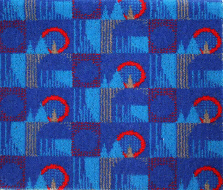 a seat on the train an interview with textile designers wallace sewell midcentury the guide
