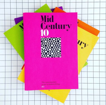 midcentury, magazine, issue 10